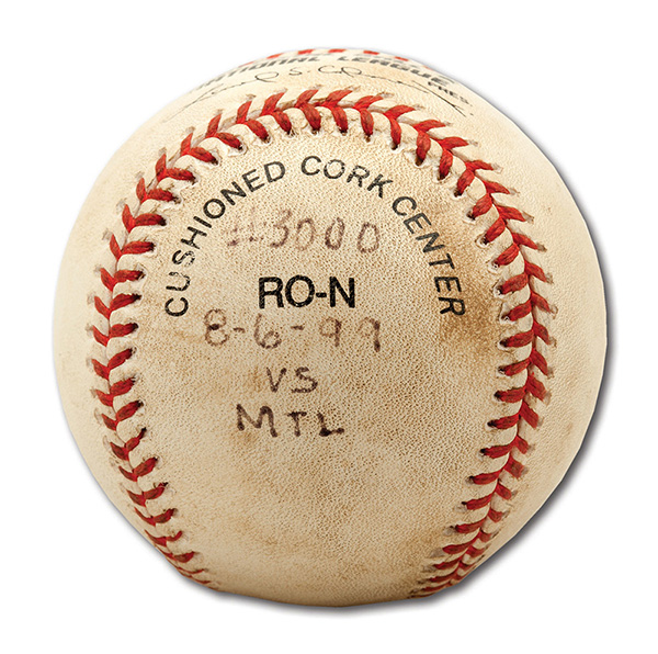 Tony Gwynn 3000th Hit Ball