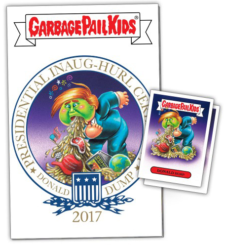 Topps Comics Garbage Pail Kids 2