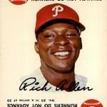 1968 Topps Game 23 Richie Allen
