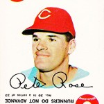1968 Topps Game 30 Pete Rose