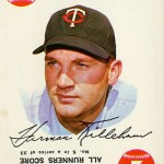 1968 Topps Game 5 Harmon Killebrew