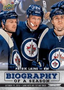 2016-17-NHL-Biography-of-a-Season-Upper-Deck-Rookie-Cards-Patrik-Laine-Hat-Trick-1