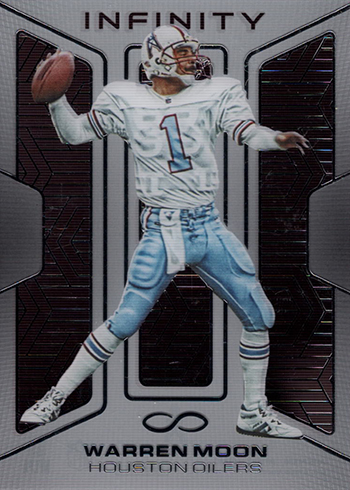 2016 Panini Infinity Base Warren Moon