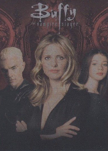 2017 Buffy the Vampire Slayer Ultimate Collectors Set 2 Season Montage C5