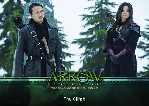 2017 Cryptozoic Arrow Season 3 Base
