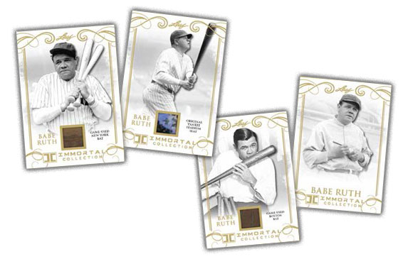 2017-Leaf-Babe-Ruth-Immortal-Collection-Header
