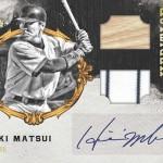 2017 Panini Diamond Kings Baseball Heritage Collection Materials Signatures Holo Gold