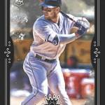 2017 Panini Diamond Kings Baseball Rookies Framed Black Masterpiece