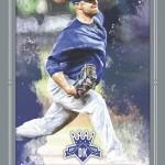2017 Panini Diamond Kings Baseball SP Framed Gray