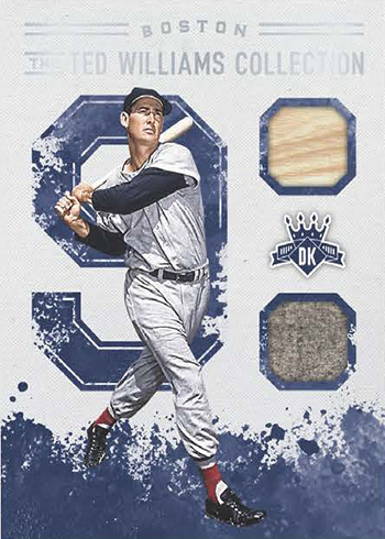 2017 Panini Diamond Kings Baseball Ted Williams Collection