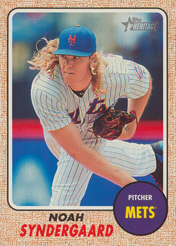 2017 TH Action 470 Noah Syndergaard