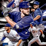 2017 Topps 5 Tool Talents Kris Bryant