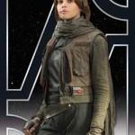 2017 Topps Star Wars Galactic Files Reborn Base Jyn Erso