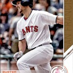 2017 Topps Topps Salute Buster Posey