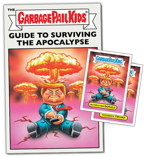 Topps Comics Garbage Pail Kids 3