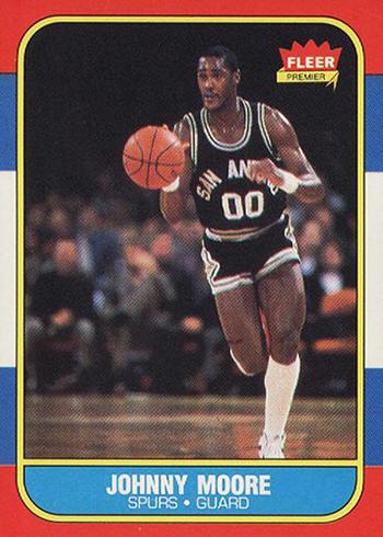 1986-87-Fleer-Johnny-Moore