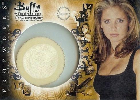 2007 Inkworks Buffy the Vampire Slayer Propworks Stake