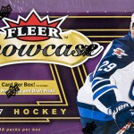 2016-17 Fleer Showcase Hockey Hobby Box