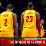 266 Cleveland Cavaliers