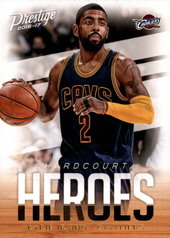 2016-17 Panini Prestige Basketball Hardcourt Heroes