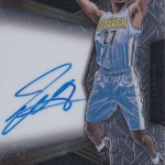 2016-17 Select Basketball Rookie Signatures Jamal Murray