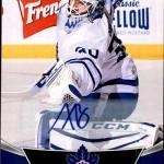 2016-17 UD AHL Autograph Bibeau