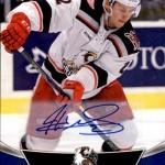 2016-17 UD AHL Autograph Joe Hicketts