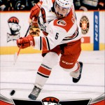 2016-17 UD AHL Base Carrick