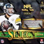 2016 Select Football Hobby Box