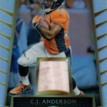 2016 Select Football Jersey CJ Anderson