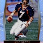 2016 Select Football Prizm John Elway