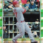 2017 Donruss Baseball Elite Mike Trout