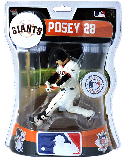 2017 Imports Dragon MLB Buster Posey figure