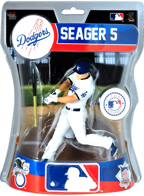 2017 Imports Dragon MLB Corey Seager Figure