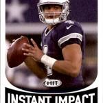 2017 SAGE Hit Premier Draft Base Instant Impact