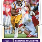 2017 Score Football Base Leonard Fournette