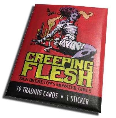 2017 Sidekick Labs Creeping Flesh Pack