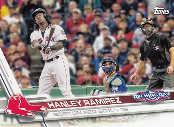 2017 TOD 60 Hanley Ramirez