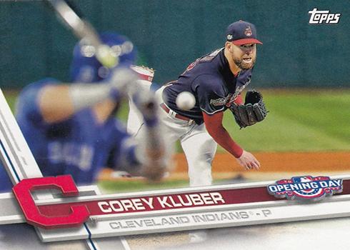 2017 TOD 63 Corey Kluber