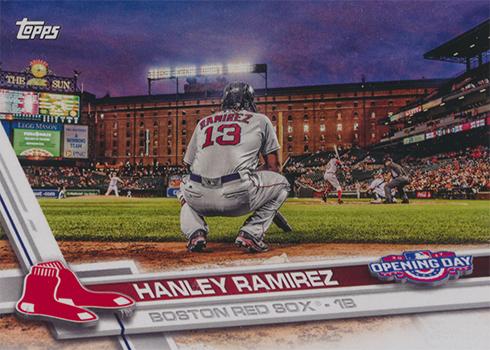 2017 TOD Var 60 Hanley Ramirez