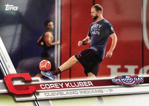 2017 TOD Var 63 Corey Kluber