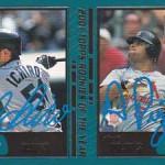 2017 Topps Archives Signature Series Baseball Ichiro Pujols