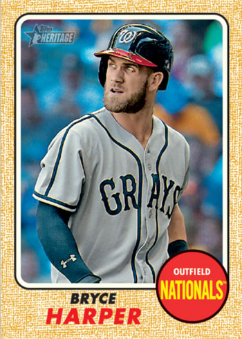 2017-Topps-Heritage-Throwback-Variations-427-Bryce-Harper