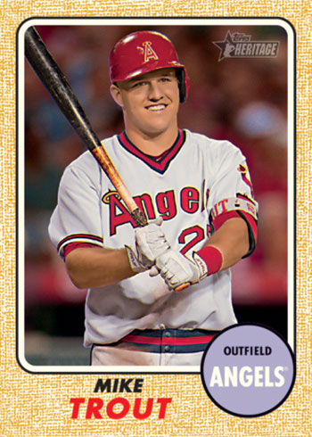 2017-Topps-Heritage-Throwback-Variations-450-Mike-Trout