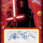 2017 Topps Journey to Star Wars the Last Jedi Autographs Kylo