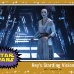 2017 Topps Journey to Star Wars the Last Jedi Base Gold