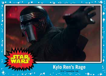 2017 Topps Journey to Star Wars the Last Jedi Base