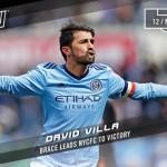 5 David Villa