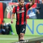 7 Josef Martinez