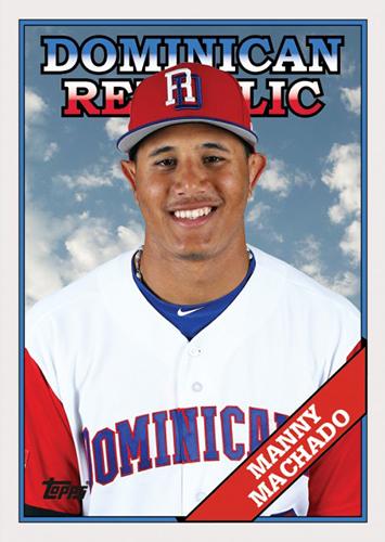 33 Manny Machado